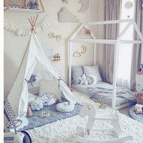 Những mẫu Phòng cho bé Các EVA phải tham khảo Ngay – Bé nào cũng thích mẫu này