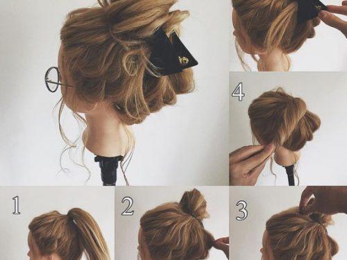Hướng dẫn 20 cách búi tóc – Tết tóc đẹp sang chảnh cho EVa