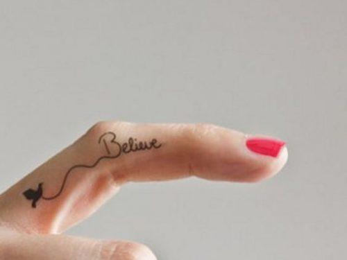 99 Hình xăm ở ngón tay cho nữ ĐỘC ĐÁO và đẹp tuyệt