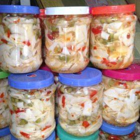 Cách muối măng ớt chua ngon chuẩn vị Lạng Sơn khiến chồng mê mẩn Phụ Nữ nào cũng cần