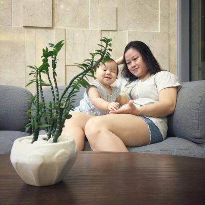 T.r.ầ.m c.ả.m vì béo, mẹ một con quyết định thay đổi lột xác, chồng đi công tác về không nhận ra