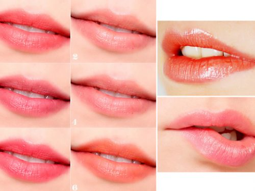 Những điều cần biết trước khi phun, xăm môi