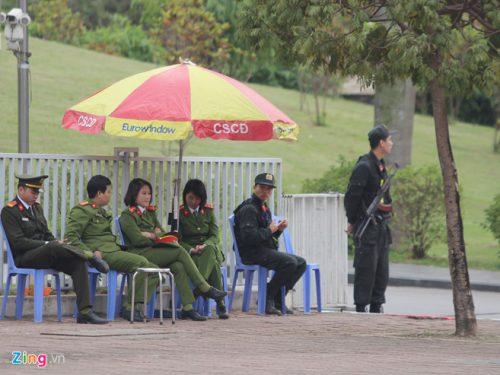 Nhiều tuyến phố tại Hà Nội cấm trong 2 ngày để phục vụ Hội nghị thượng đỉnh Mỹ – Triều
