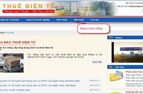 Thuedientu.gdt.gov.vn – Hướng dẫn đăng nhập và sử dụng cho cá nhân & doanh nghiệp cực chi tiết cho các Eva