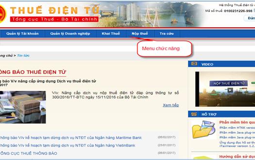 Thuedientu.gdt.gov.vn – Hướng dẫn đăng nhập và sử dụng cho cá nhân & doanh nghiệp cực chi tiết