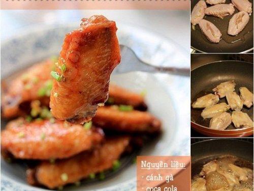 Hướng dẫn làm Những món ăn ngon từ thịt gà Ngon hấp dẫn