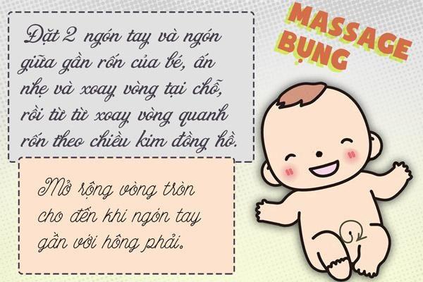 Bỏ túi cách trị táo bón cho trẻ sơ sinh an toàn hiệu quả - Các Eva cần