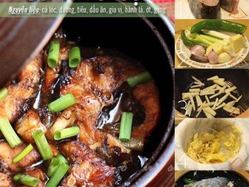 Chia sẻ công thức 8 món ăn ngon từ cá Hấp dẫn và ngon tuyệt vời
