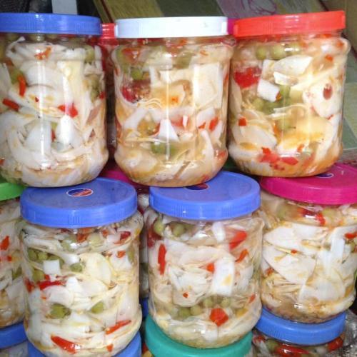 Cách muối măng ớt chua ngon chuẩn vị Lạng Sơn khiến chồng mê mẩn