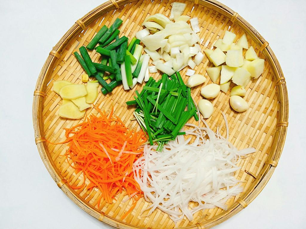 Cách làm kim chi Hàn Quốc chuẩn vị, ăn đảm bảo gây nghiện
