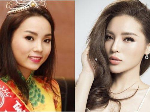 """Những mỹ nhân Việt từng vướng nghi án """"dao kéo"""" để trùng tu nhan sắc"""