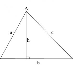 Chia sẻ công thức tính chu vi hình tam giác có ví dụ minh họa để các em dễ hình dung