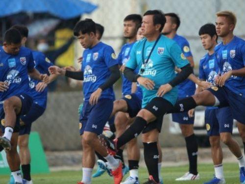 HLV Thái Lan thừa nhận gặp áp lực trước trận đối đầu Việt Nam tại King's Cup 2019