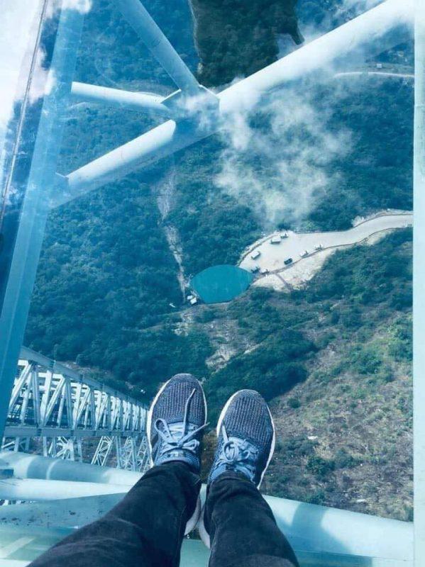 Cầu kính Rồng Mây dành cho khách du lịch ưa mạo hiểm1