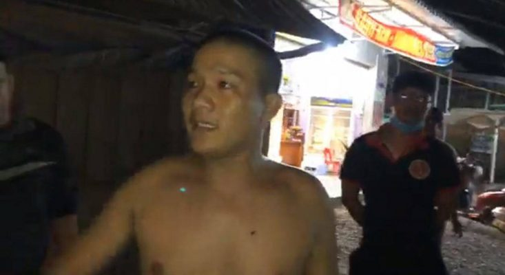 Nam thanh niên được cho là người đã giam lỏng tra tấn man rợ N1