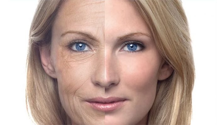Lão hóa da làm suy giảm các chức năng của da1