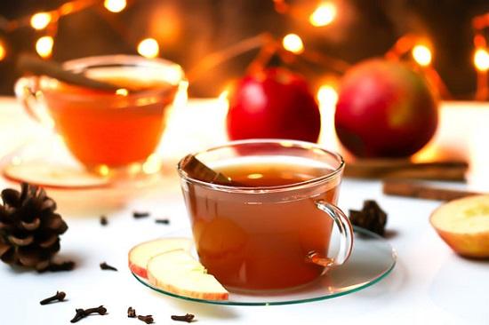 Duy trì làn da không tuổi với nước ép táo và quế1