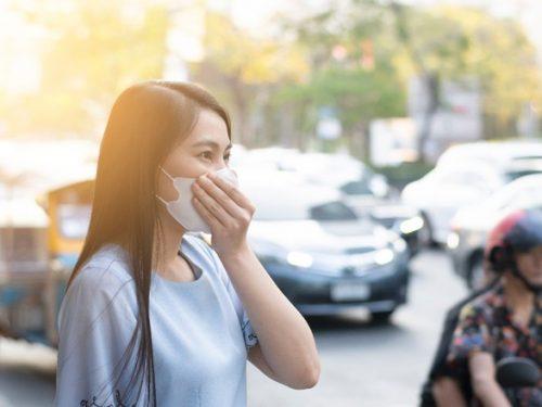Những biện pháp bảo vệ da khỏi tác hại của ô nhiễm không khí