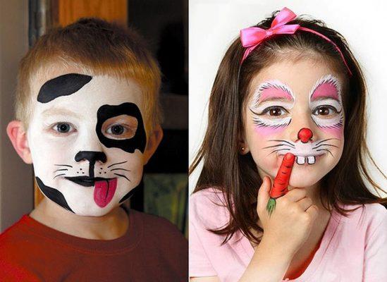 Tránh trang điểm các vùng da nhạy cảm như mắt, môi1