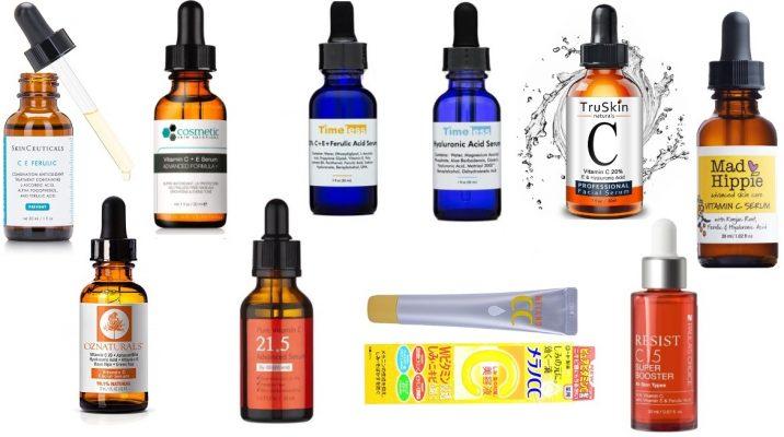 Serum vitamin C chống viêm và giảm thâm hiệu quả1