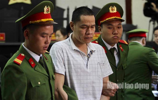 Bị cáo Vi Văn Toán được cho là chủ mưu sát hại nữ sinh giao gà1