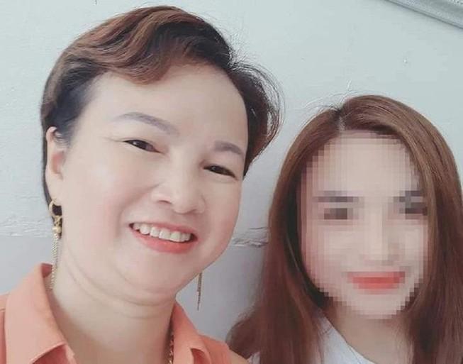 Bà Trần Thị Hiền - Mẹ của nữ sinh giao gà bị sát hại1