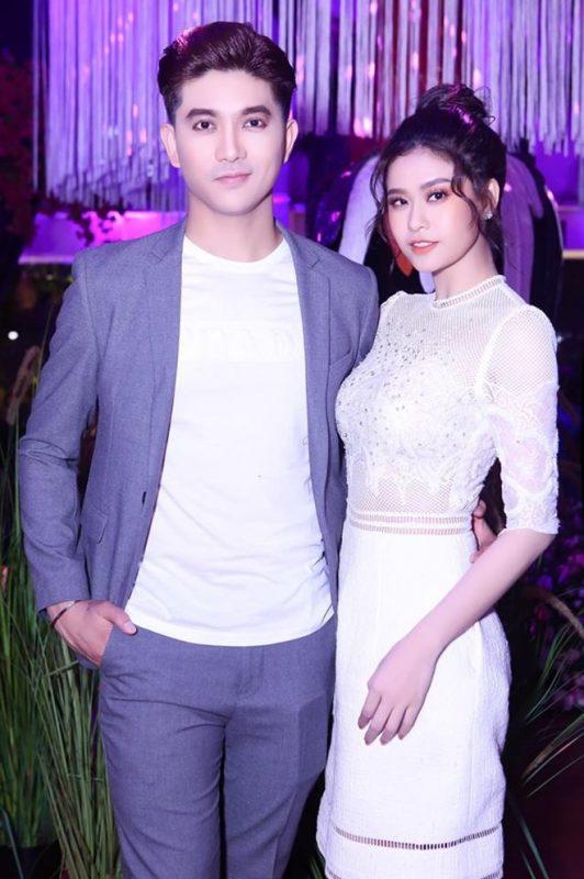 Hình ảnh xuất hiện gần đây của cặp đôi Tim và Trương Quỳnh Anh1