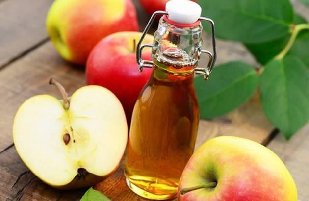 Giấm táo là cách trị mụn nhanh và hiệu quả1