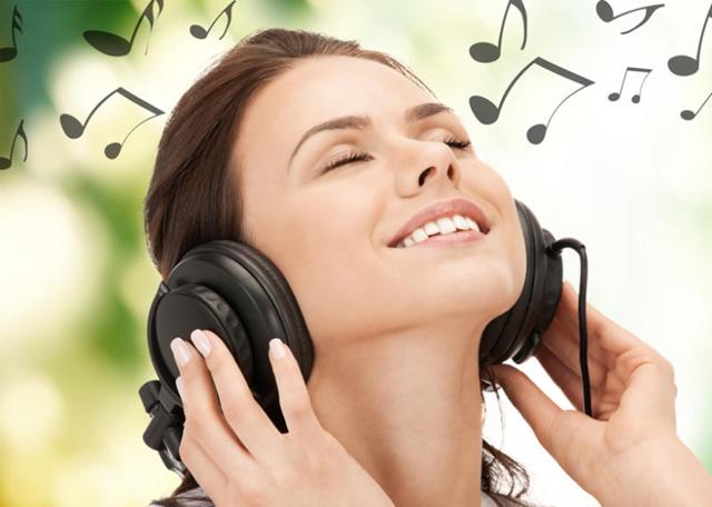 Nghe nhạc mỗi ngày giảm hormone cortisol, tăng cường khả năng miễn dịch.1