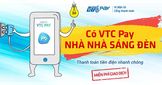VTC Pay giúp thanh toán tiền điện nhanh chóng, tiết kiệm thời gian1