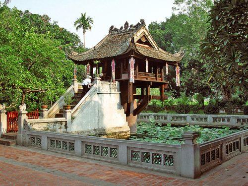 Đôi nét về Chùa Một Cột – Biểu tượng văn hóa ngàn năm của Việt Nam