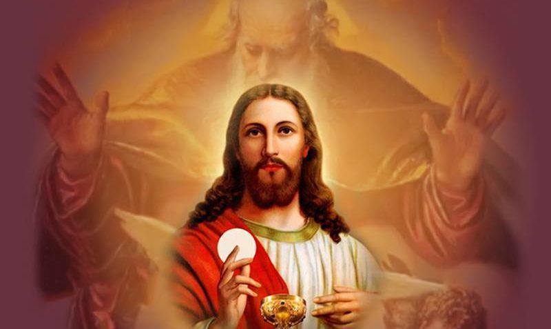 Giáng Sinh là ngày kỷ niệm chúa Jesus sinh ra đời1