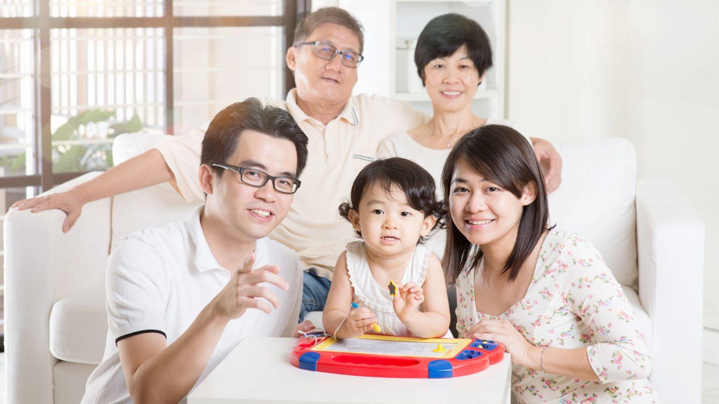 Bạn có thể ở bên gia đình tổ chức ăn uống vui chơi thư giãn tại nhà1