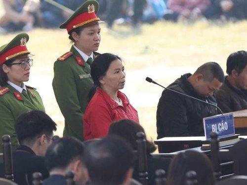 Vụ án nữ sinh giao gà, áp dụng hình phạt cao nhất cho Bùi Thị Kim Thu