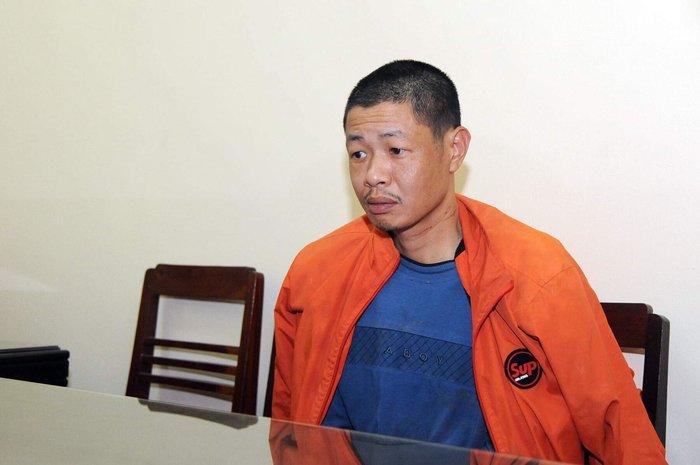 Thủ phạm Hoàng Văn Chín, người gây ra thảm án kinh hoàng khiến 5 người bị chết1
