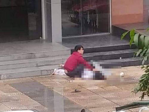 Người phụ nữ rơi từ tầng 19 tử vong, nghi án tự tử