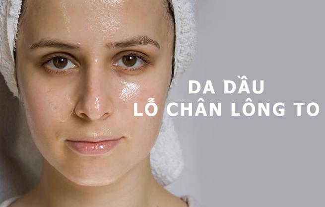 Phân biệt các loại da dầu để có cách chăm sóc da dầu phù hợp1