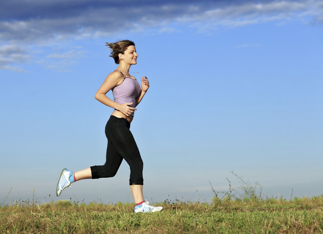 Tập thể dục là hoạt động không chỉ tốt cho sức khỏe mà còn giúp da sáng khỏe1