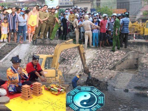 Thực hư những điều bí ẩn xảy ra trên sông Tô Lịch