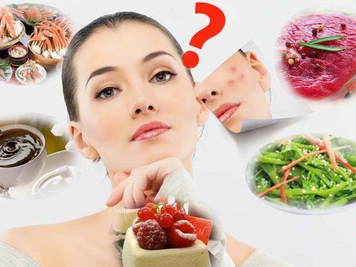 Nên kiêng ăn gì sau nặn mụn mà không để lại thâm sẹo?