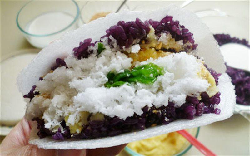 Xôi hoặc các loại bánh từ gạo nếp có tính nóng khiến vết thương lâu lành1