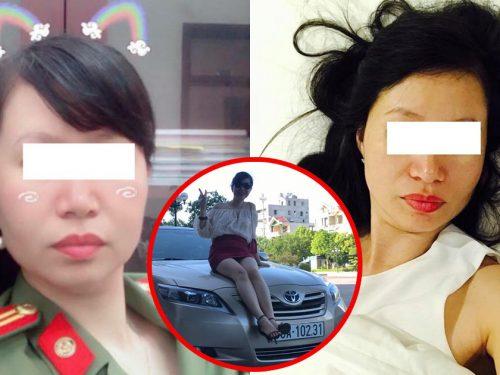 Nữ trung tá công an tỉnh Thái Bình quỵt tiền taxi 2 triệu đồng