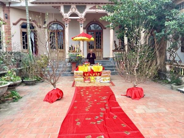 Dịp lễ cúng tiễn ông công ông Táo rất được các gia đình Việt chú trọng1