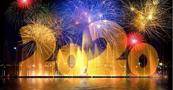 Các điểm bắn pháo hoa tại Hà Nội dịp tết Canh tý 2020 1