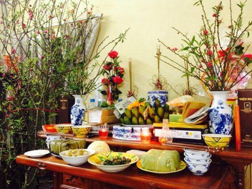 Cách sắp xếp bàn thờ gia tiên đúng chuẩn truyền thống
