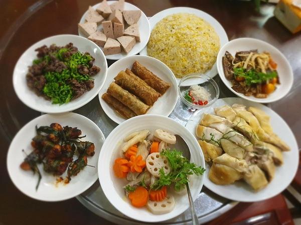 Các món ăn có thể biến tấu cho phù hợp và đẹp mắt hơn3