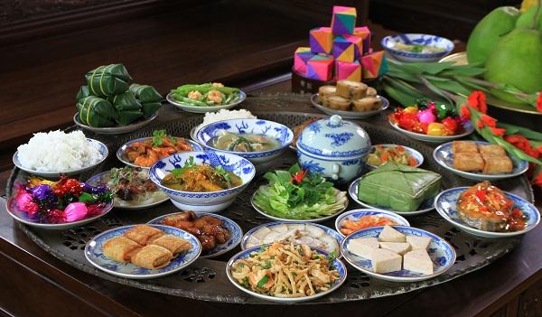 Các món ăn có thể biến tấu cho phù hợp và đẹp mắt hơn1