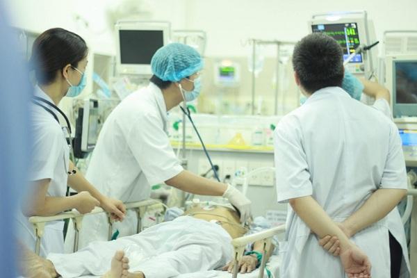 Bệnh nhân 61 tuổi đã tử vong và không qua khỏi sau khi đã được cấp cứu1