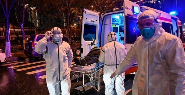 Dịch viêm phổi Vũ Hán gây chết đến hơn 213 người1