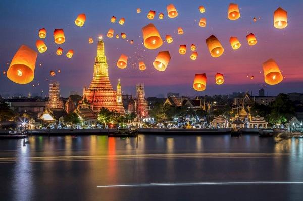 Thái Lan là địa điểm đến có chi phí cho đồ ăn rẻ nhất1